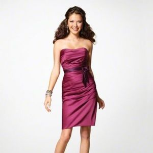 New Alfred Angelo Bridesmaid or Prom Dress.